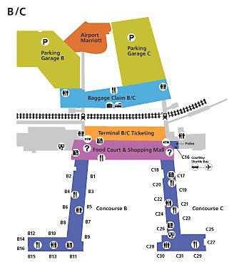 Philadelphia Airport Terminals Philly